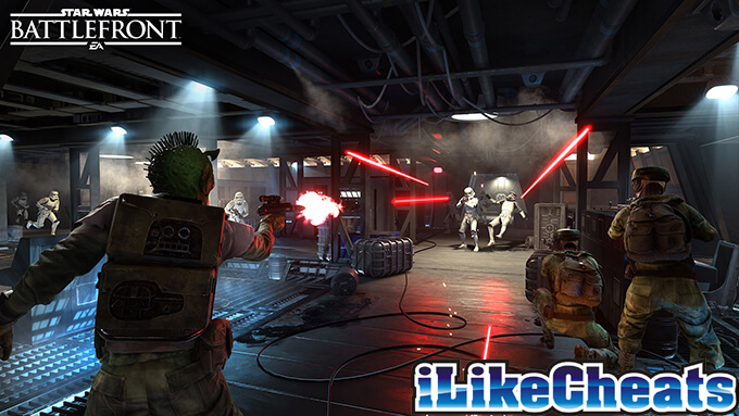 Star Wars Battlefront Cheats, Hacks & Aimbot