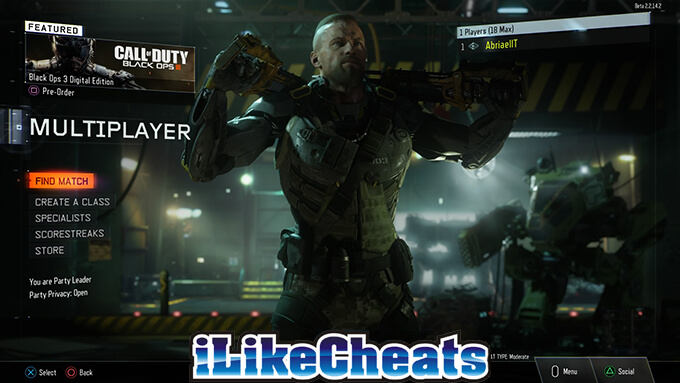how to play multiplayer on black ops 3